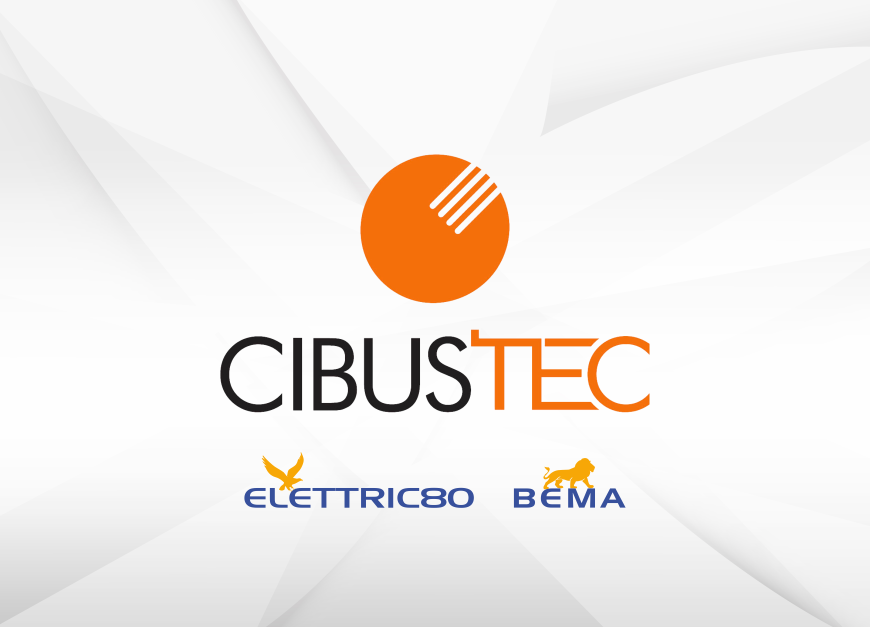 Elettric80 and BEMA at CIBUS TEC 2019